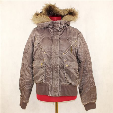 Эффектная модная женская куртка Old Story, р. 46-48