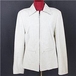 Женская куртка 50-52 белая