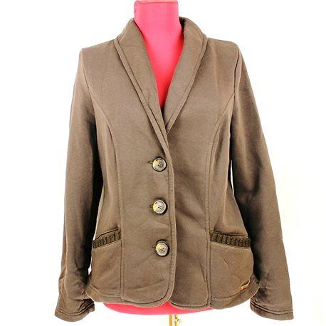 Серый пиджак S.Oliver, 48-50