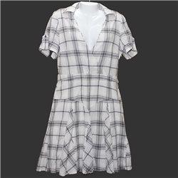 Чудесное легкое хлопковое платье InWear р. 50-52