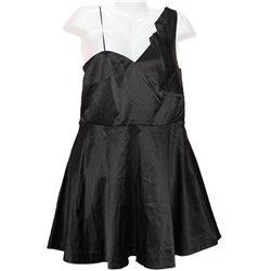 Черное модное новое платье Fishbone р. 42-44