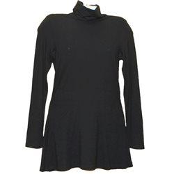 Теплое темно-серое платье H&M р.