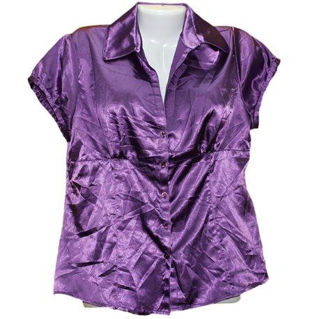 Итальянская красивая кофточка фиолетового цвета 17&Co р.
