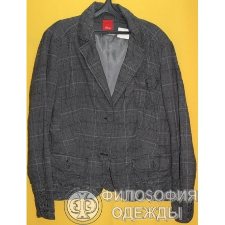 Женский пиджак sOliver, 52-54 размер