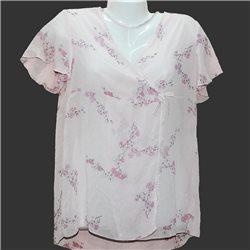 Легкая полупрозрачная блузка Canda р. 44-46