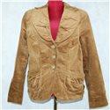 Женский жакет 48-50 песочного цвета Etam