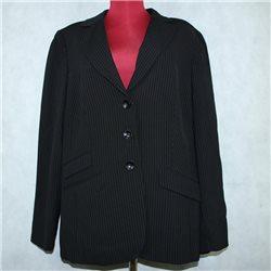 Черный пиджак 54-56 Canda