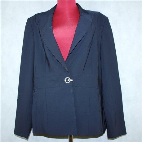 Тёмно-синий 48-50 женский пиджак Tuzzi
