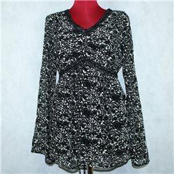 Шифоновая блузка 48-50 Motherhood