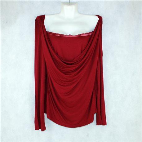 Красная женская 44-46 блузка We