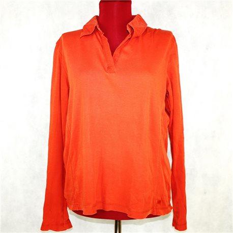 Блузка оранжевая 56-58 Cecil