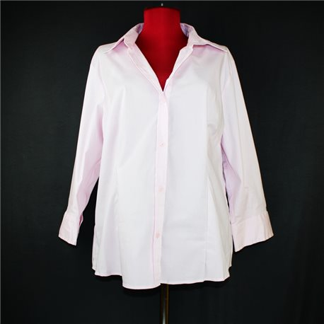 Розовая рубашка 54-56 Joy