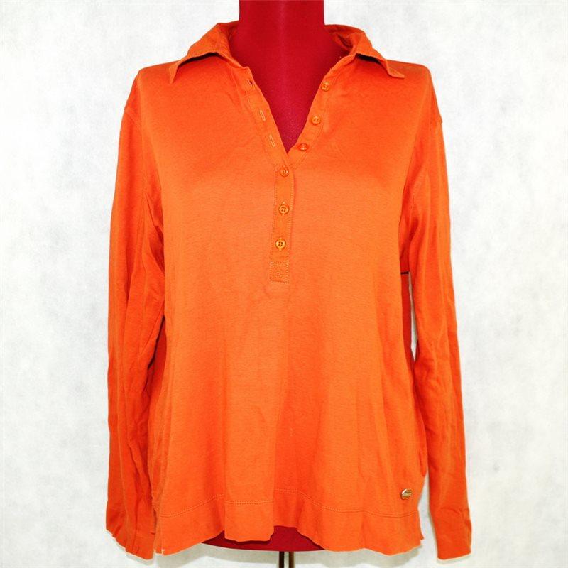 Оранжевая Блузка Купить