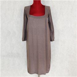 Серое платье 50-52 Mim