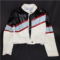 Стильная кожаная куртка Urban Babe