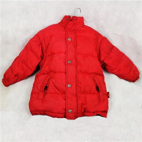 Яркая оранжевая куртка р.46-48
