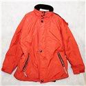 Яркая детская куртка с капюшоном р.46-48 Funboard