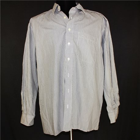 Классическая рубашка р. 62-64 в полоску Eterna