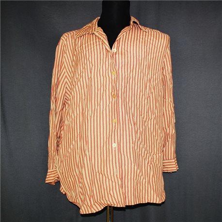 Цветная рубашка р. 62-64 Canda