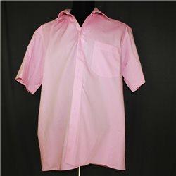Розовая летняя рубашка р. 62-64 Lloyd