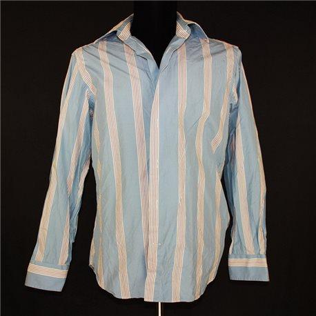 Голубая рубашка р. 54-56 G. V. Conte