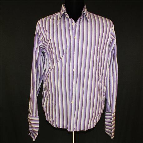 Рубашка в полоску р. 54-56 Moto мужская
