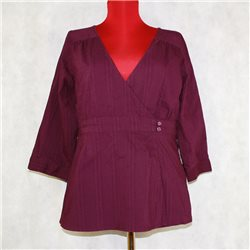 Блузка фиолетовая р. 44-46 H&M Mama