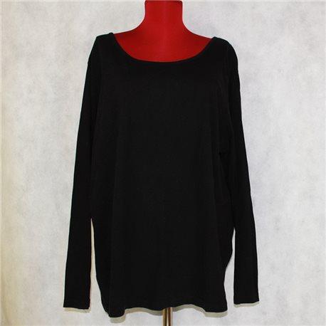 Женская футболка с длинным рукавом, р. 68-70 Sheego