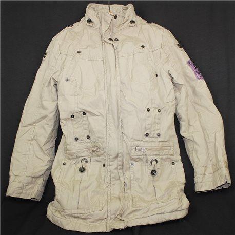 Куртка детская р. 40-42 English Garden с капюшоном