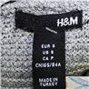 Кофта H&M р. 40-42 вязаная на пуговицах