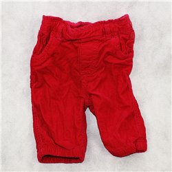 Вельветовые штаны р.18 TU розовые детские