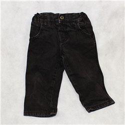 Черные детские джинсы р. 26